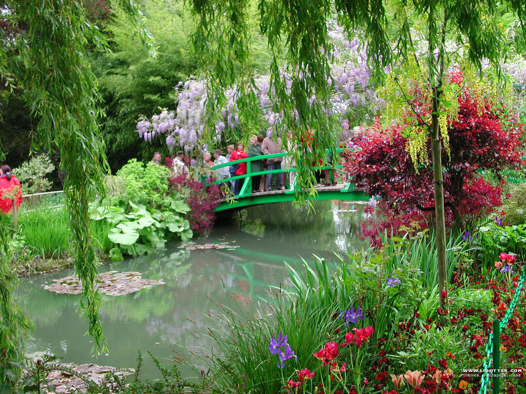 502 bad gateway for Jardin giverny